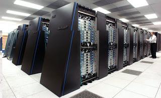 Sequioa Super Komputer