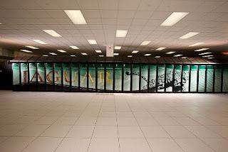 Jaguar Super Komputer